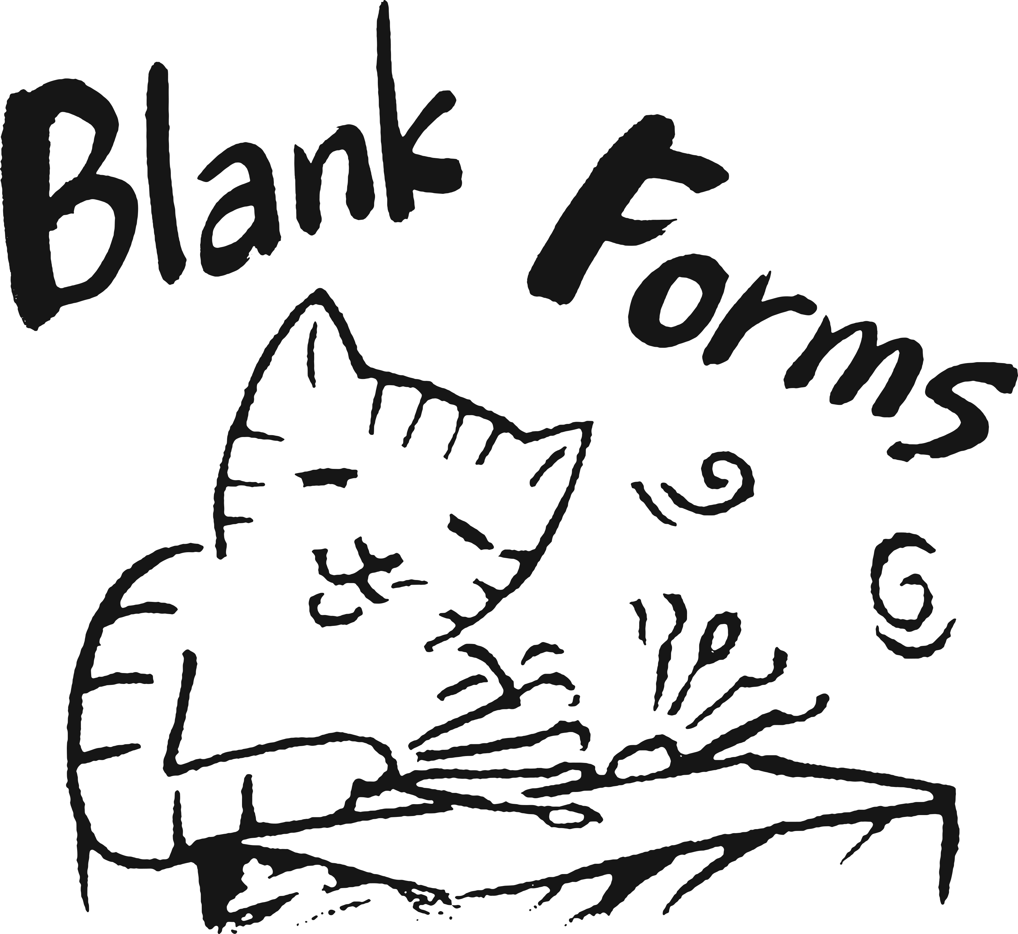 Blank Forms
